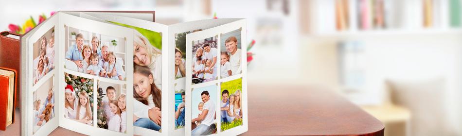 Сохраните свой семейный фотоальбом